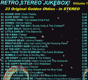 Buy Retro Stereo Jukebox Back