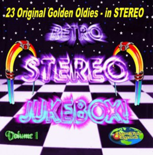 Buy Retro Stereo Jukebox Front