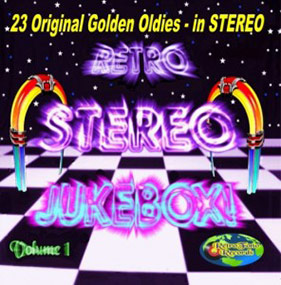 RetroFono Records: Retro Stereo Jukebox