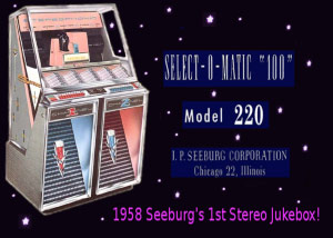 about Seeburg Jukebox